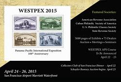 Westpex Souvenir Card