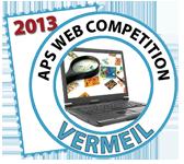 2013 Vermeil Winner