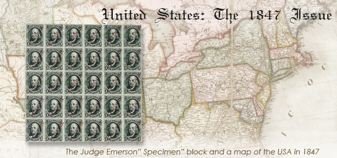 United States The Issue Frame USPCS - United states map picture frame